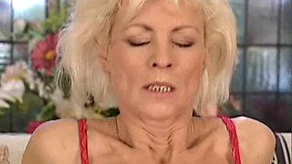 Eva Delage enjoys a big black cock