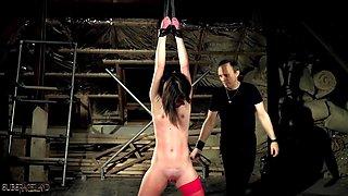 Ssl 4 K - Intense Punishment 10 Min - Sara Bell