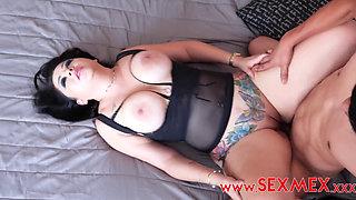 Pamela Rios quiere que su hijastro le enseñe el sexo Anal