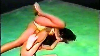 filipina wrestling