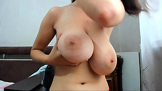 Big boobs latina from smoking fetish