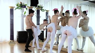 Mature german piss party first time Ballerinas