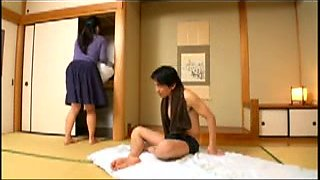 Horny Japanese Housewife 24