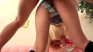 Horny Japanese model in Exotic JAV censored Fingering, Big Tits scene