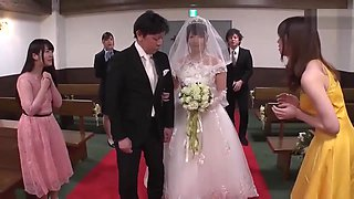 Japanese Wedding Time Stop