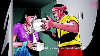 Indian hindi audio bhabhi fucking with doodhwala