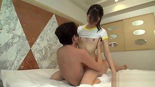 Mayuko Gatty daughter Mayuko School Days