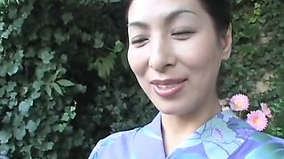 Horny Japanese whore in Crazy Threesomes, Uncensored JAV clip
