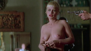 Patricia Arquette - Topless HD Boob Jiggle from Lost Highway