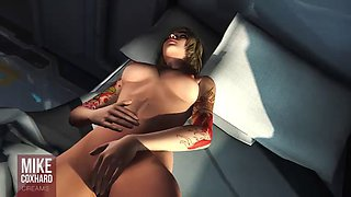 3d animated blonde best hardcore sex game