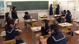 Ready To Fuck Japanese School Girl Fantasy