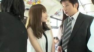 Exotic Japanese girl Chie Maeda in Horny Lingerie, Small Tits JAV movie