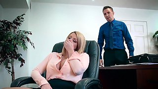 Brazzers - Big Tits at Work -  A Case of the