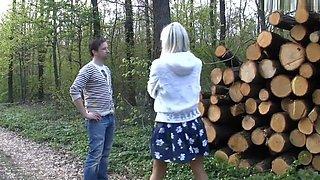 Wald zusammen geschrien! Extrem laut!