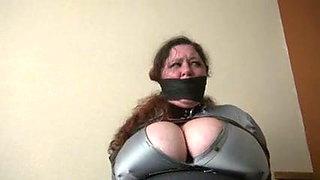 Joy's hotel bondage