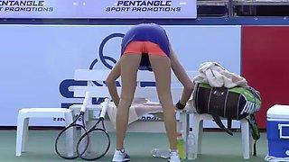Daniela Hantuchova tight cameltoe