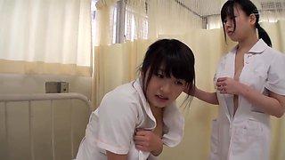 Rika Gotou - Kru-058 : Freeze Stop Time Nurse