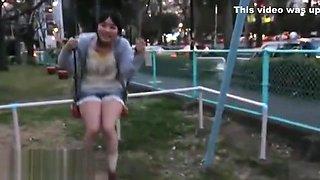 Japanese 18yo schoolgirl got fucked at home