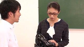 Hottest Japanese model Reiko Kobayakawa in Amazing JAV censored Fetish, Hairy scene