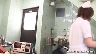 Creampie clinic Scene 3