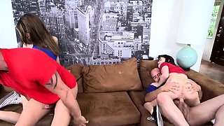 Fuck me daddy and vintage american family taboo Driving Lesa