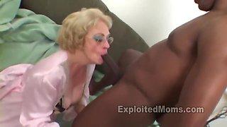 Granny Is A Crazy Dirty Slut