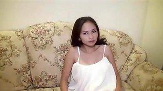 slim Thai girl