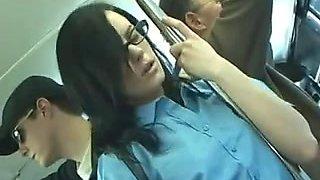Chikan in L.A Bus Stephanie sage