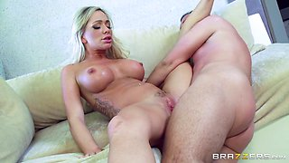 Destiny Dixon & Keiran Lee in Blind Ambition - Brazzers