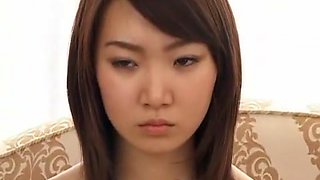 Hottest Japanese girl Saki Sakura in Crazy Solo Girl, Casting JAV video