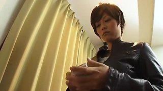 Best Japanese chick Haruki Sato in Amazing Solo, Big Tits JAV movie