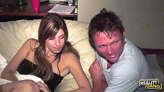 Drunk Horny College Girls Eager to Get Banged Hard
