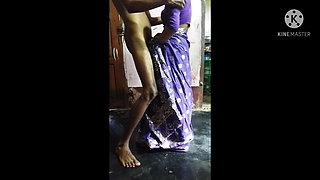 Desi bhabi has hardcore sex with ex bf