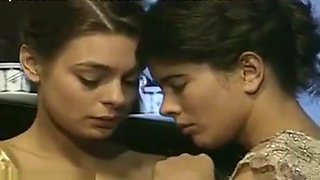 Angelica Bella and Zara Whites in a Classic Italian