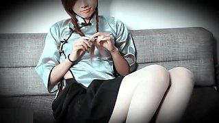 Asian Bondage , Gagged -DK