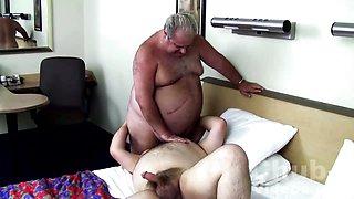 Servicing Big Daddy Bear
