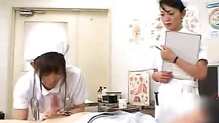 Observation day at the Japanese nurse sex hospital