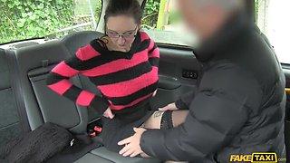 American in UK Wants Black Cab Shag
