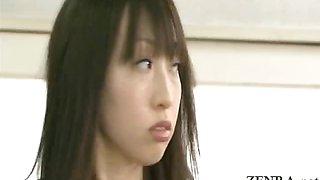 Nude in school Japan schoolgirls cruel group bullying