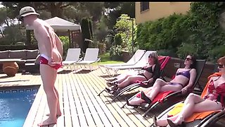 A GREAT FUN DAY WITH SUBMISSIVES -: ukmike video