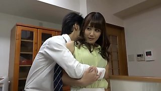 [AQSH-014] Cheating Wife Fucks Husband's Boss And Found Out