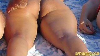 Voyeur Beach Amateur Nude Milfs Pussy And Ass Close Up