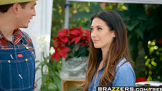 Brazzers - Real Wife Stories - Eva Lovia Xander Corvus - The Farmers Wife - Trailer preview