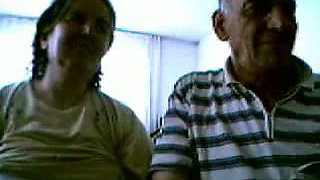 Turkish old web cam funny