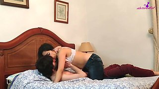 Passionate And Romantic Afternoon Sex - Aless And Kat