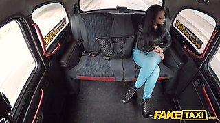 Fake Taxi Hot Latina Katina Moreno with big tits and ass