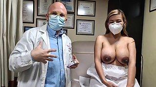 Dr. Gustavo Quiros change breast 7 months pregnant