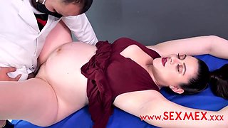 Claudia Valenzuela Is Having Casual Sex With Her Gynecologist Every Time She Comes To His Office