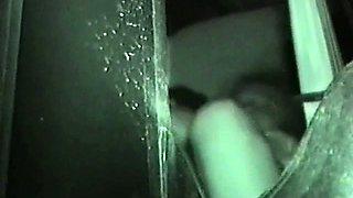 Horny Couples Public Car Sex At Night