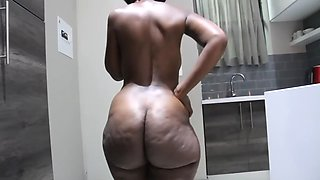 Phat african booty